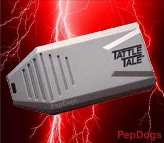 TATTLE TALE Pet Dog Cat Sonic Vibration TRAINING ALARM
