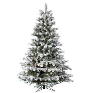 Aspen Christmas Tree Dura Lit 150 Multi color Lights