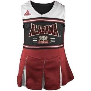 adidas Alabama Crimson Tide Crimson Youth Two Piece Cheerleader
