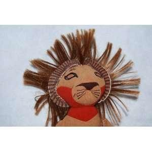 The Broadway Musical Lion Kings Simba Plush Toy Toys