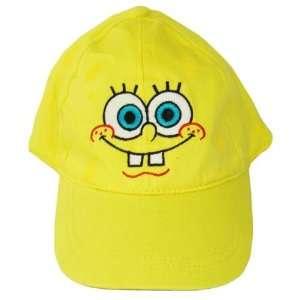 Spongebob Squarepants Yellow Toddler Hat Super Cute Cap Toys & Games