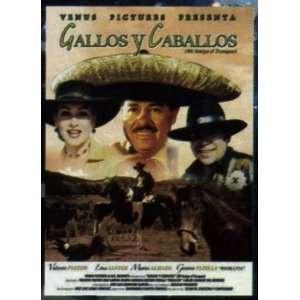Gallos Y Caballos: Lina Santos, Mario Almada: Movies & TV