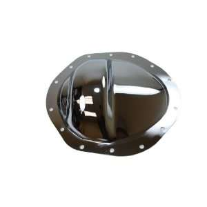 Truck Chrome Steel Rear Differential Cover   14 Bolt w/ 9.5 Ring Gear