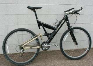BEAUTIFUL CANNONDALE SUPER V500 COMP FULL SUSPENSION MOUNTAIN BIKE