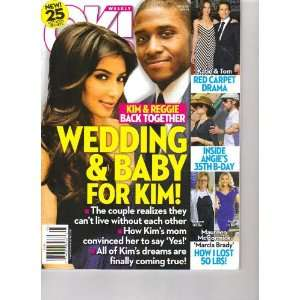 OK Weekly Magazine (Kim & Reggie Back Together, June 14 2010) Books