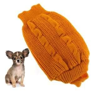 Pet Dog Sweater Clothes Apparel M   Tenne