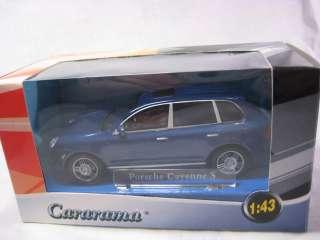 Porsche Cayenne S Cararama Diecast Car Model 143 1/43
