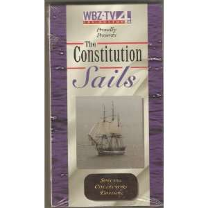 The Constitution Sails Special Collectors Edition VHS