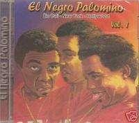 NEGRO PALOMINO CHISTES PICANTES CD DESCONTINUADO CALI