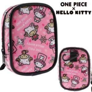Sanrio Hello Kitty x One Piece Carabiner Pouch for