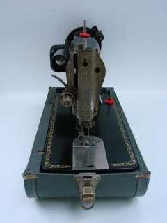 Model 15 91 Singer Sewing Machine 201 2 Button Holer 1933 Manuals