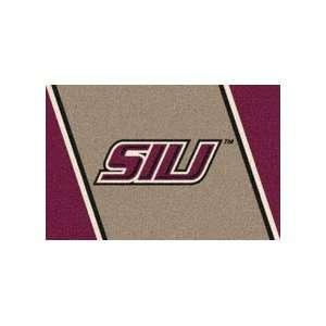 Southern Illinois Salukis SIU 5 x 8 Team Door Mat