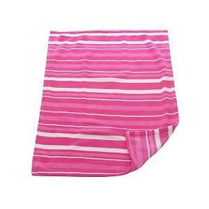 Amy Coe Pink Pop Fleece Blanket Baby