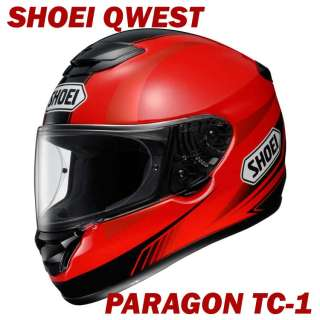 SHOEI QWEST FULL FACE LOW NOISE TOURING SHARP 5 STAR MOTORCYCLE