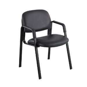 Cava Straight Leg Vinyl Guest Chair IGA865 Office