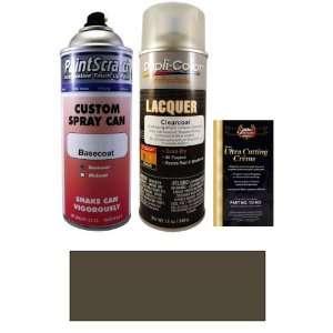 12.5 Oz. Dark Mahogany Metallic Spray Can Paint Kit for 1991 Chrysler