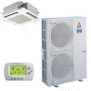 Mr. Slim Split ductless PLA Series Ceiling Recessed Heat Pump 45,000