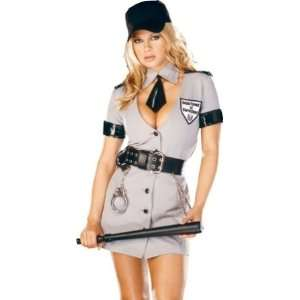 CORRECTIONS OFFICER LARGE: Toys & Games