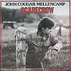 john cougar mellencamp 85 scarecrow jumbo promo poster expedited