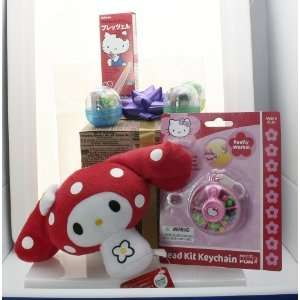 Hello Kitty Toys and Candies Bundle Gift Box Toys & Games