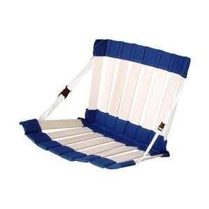 HowdaSeat Portable Folding Bleacher Chair   Black   1257 Toys & Games