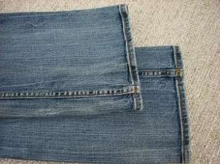 SANG REAL By MISS ME Sexy Stretch Flare Leg Womens Denim Jeans size 26