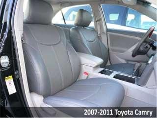 HONDA ACCORD LX SEDAN Genuine Leather Seat Covers (CUSTOM FIT)