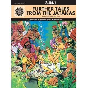 tales from the Jatakas ( Amar Chitra Katha Comics ): Anant Pai: Books