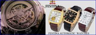 AUTOMATIC F6799/B  PINK GOLD PVD  MENS WATCH NEW 2 YEARS WARRANTY