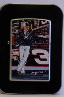 Zippo Lighter NASCAR DALE EARNHARDT #3 Ready To Rumble