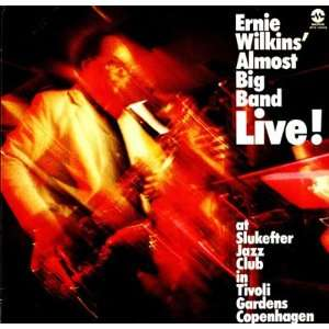 Almost Big Band Live Ernie / Sahib Shihab Related Wilkins Music