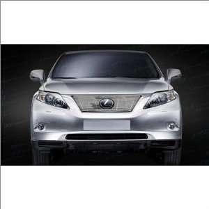 SES Trims Chrome Billet Upper Grille 10 11 Lexus RX450h Automotive
