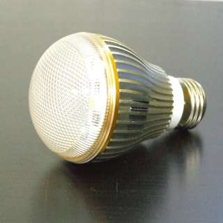 Solight 5 Watt (40W) LED E27 Warm White Light Bulb x2