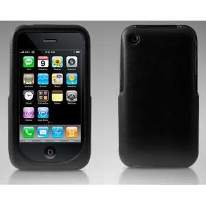 JKase High Quality Leather Sleeve Case for Apple iPhone 3G