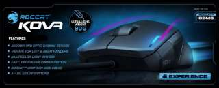 ROCCAT KOVA Wired Optical Gaming Mouse *SEALED* 3200dpi