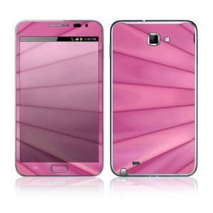 Pink Lines Decorative Skin Cover Decal Sticker for Samsung