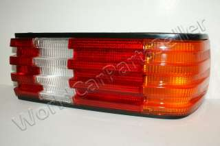 81 91 Mercedes Benz W126 Tail Light REAR Lamp RIGHT