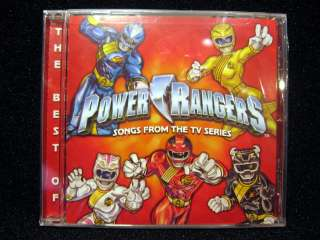 Theme Power Rangers Best of Power Rangers Songs from the TV Show 1