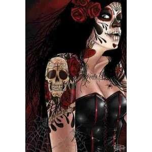 Dia de los Muertos by Kris Chisholm Day of the Dead