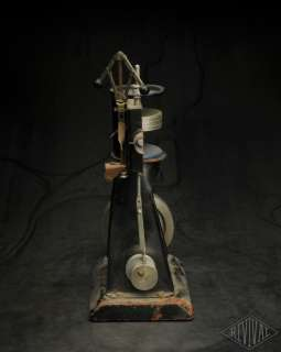 This is a model of a Vertical Steam Engine manufactured by DR