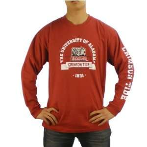 Tide red long sleeve jersey shirt. Very high quality basketball