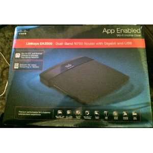 Wireless Dual Band N750 Router