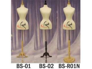 Mannequin Manequin Manikin Dress Form #FH01W+BS 04
