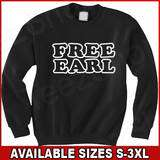 FREE EARL odd future Wolf Gang OFWGKTA tyler creator Kill Them All
