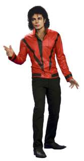 Michael Jackson Adult Red Thriller Jacket