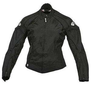 Joe Rocket Womens Lotus Jacket   Medium/Black Automotive
