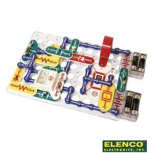 Elenco Electronics Snap Circuits Pro SC 500 Toys & Games