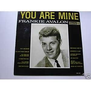 You Are Mine Frankie Avalon Music