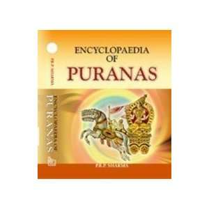 Encyclopaedia of Puranas (9788126132546): P.R.P. Sharma
