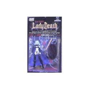 Lady Death BRIAN PULIDOS MOORE COLLECTION: Toys & Games